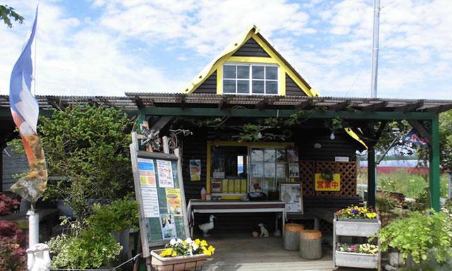 ガーデンカフェ ブラウンスイス